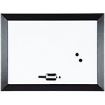 Lavagna Bi Office Magnetica cancellabile 600 (l) x 450 (h) mm bianco nero