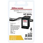 Cartuccia inchiostro Office Depot compatibile hp 301xl nero ch563ee