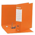 Registratore Esselte Oxford protocollo arancione 2 anelli 80 mm 34 x 28,5 cm