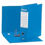 Registratore Esselte Oxford protocollo turchese 2 80 mm 34 x 28,5 cm