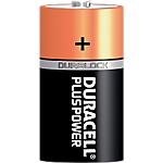 Pile Duracell LR20 Plus Power D confezione 2