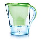 Set caraffa e bottiglia Brita Marella, Fill &Go verde blu