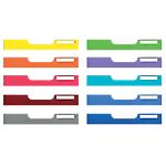 Frontali Multiform Modulodoc Classic assortiti formato normale 10 (l) x 29 (p) x 5 (h) cm 10 pezzi