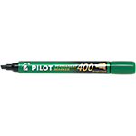 Marcatori permanenti Pilot 400 punta tonda 1.5 mm verde 12 pezzi