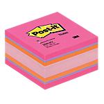Cubo Post it Joy rosa 76 x 76 mm 450 fogli