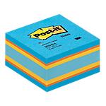 Cubo Post it Balanced assortito 76 x 76 mm 450 fogli