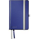 Taccuino Leitz Style A6 blu titanio a quadretti 14,4 (h) x 9,6 (l) cm 100 g
