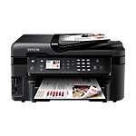 Multifunzione inkjet 4 in 1 Epson Workforce WF3520DWF