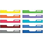 Frontali Multiform Classic assortiti A4 formato mini 29 (l) x 11 (p) x 2 (h) cm 10 pezzi