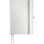 Taccuino Esselte Style HC A5 bianco artico a righe non perforati 1,8 x 14,5 cm 100 g