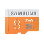 Scheda di memoria Samsung Micro SDHC Plus 8 GB
