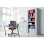 Armadio a serranda Paperflow easy office grigio 22 (l) x 41,5 (p) x 5,8 (h) cm