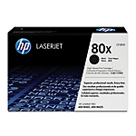 Toner HP CF280XD No.80X nero