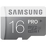 Scheda di memoria Samsung Micro SDHC Pro 16 GB