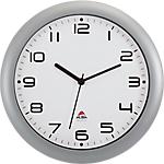 Orologio da parete al quarzo Alba grigio bianco 30 (Ø) x 32 (p) x 30 (Ø) cm