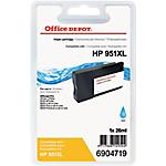 Cartuccia inchiostro Office Depot compatibile hp 951xl ciano cn046ae