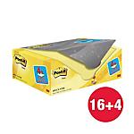 Foglietti riposizionabili Post it 653 giallo canary 38 x 51 mm 70 g