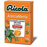 Caramelle Arancia Menta 50 g