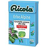 Caramelle Erbe Alpine 50 g
