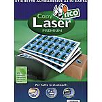 Etichette Avery Copy Laser bianco 100 etichette 100 fogli