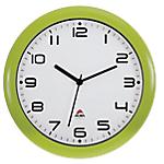 Orologio da parete al quarzo Alba verde bianco 30 (Ø) x 30 (p) x 30 (Ø) cm