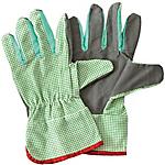 Guanti Di protezione tessuto resinato taglia 9 verde