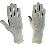 Guanti di protezione cotone a maglia taglia 10 grigio