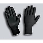 Guanti Di protezione poliuretano taglia 10 nero