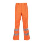 Pantaloni alta visibilità SEBA Taglia S arancio 270 g