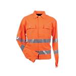 Giubbetto alta visibilità SEBA Taglia S arancio