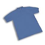 Polo piquet SEBA Royal cotone taglia xxl blu