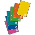 Quaderno spiralato Blasetti One Color A4 29,7 (h) x 21 (l) cm 80 g
