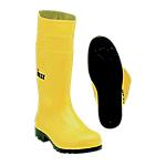 Stivali SEBA S5 nero, giallo misura 38
