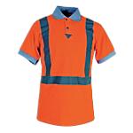 Maglietta Polo SEBA HV poliestere taglia xxl arancione