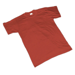 Maglietta SEBA 464R cotone taglia s rosso