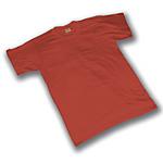 Maglietta SEBA 464R cotone taglia m rosso