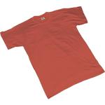 Maglietta SEBA 464R cotone taglia xl rosso