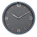 Orologio da parete Methodo Modern grigio 30,3cm (Ø)