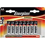 Max Pile Energizer Max AA confezione 12