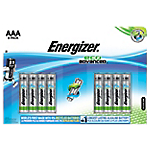 Pile Alcaline Energizer Eco Advanced AAA confezione 8