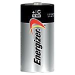 Pile Alcaline Energizer Max C confezione 2