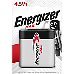 Max Pile Energizer Max 4.5V