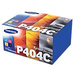 Toner Samsung originale clt p404c nero, cyan, magenta, giallo confezione 4