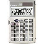 Calcolatrice tascabile Canon LS 10TEG batteria