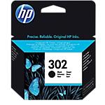 Cartuccia inchiostro HP originale 302 nero f6u66ae