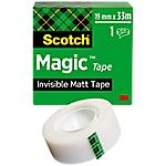 Nastro adesivo Scotch Magic 810 trasparente 19mm (l) x 33m (l)