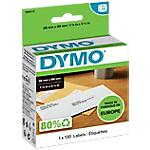 Etichette per indirizzi Dymo 1983173 2,8 (l) x 8,9 (h) cm bianco