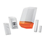 Sistema sicurezza wireless Trust