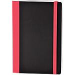 Taccuino ExaClair Soft&Color 237804Q rosa a righe 21 x 15 cm 90 g