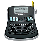 Etichettatrice da scrivania Dymo LM210D qwerty nero argento